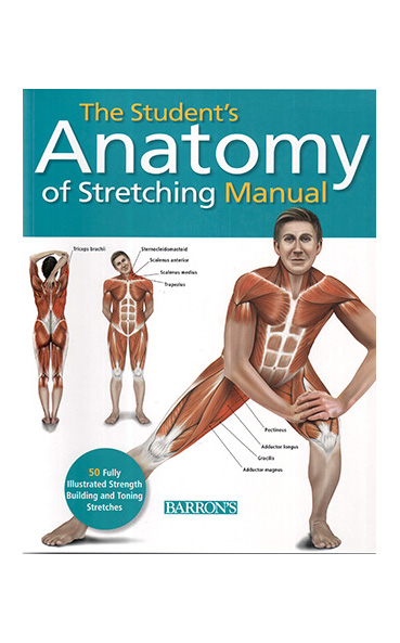 anatomy of stretching book cover